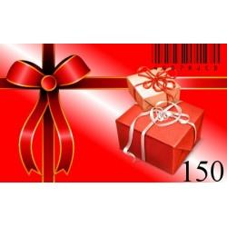 Bon Podarunkowy-150
