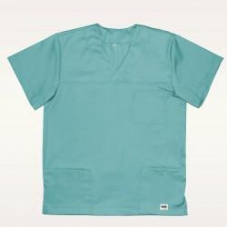 Bluza medyczna miętowa