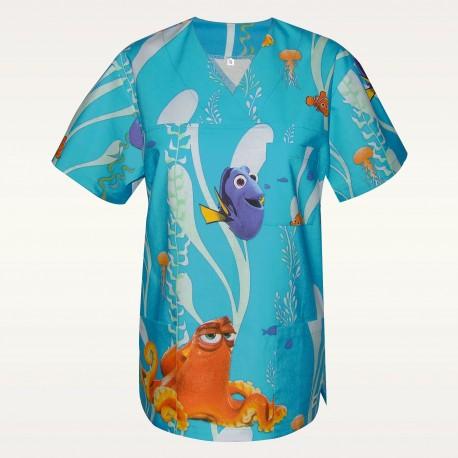Bluza Nemo i Dory
