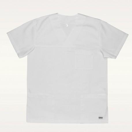 Bluza medyczna biała