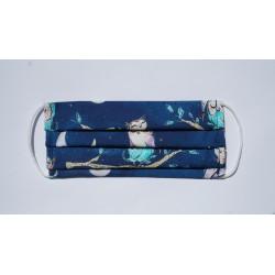 Maseczka KSIĘŻYCOWA bawełniana z wkładem flizelinowym