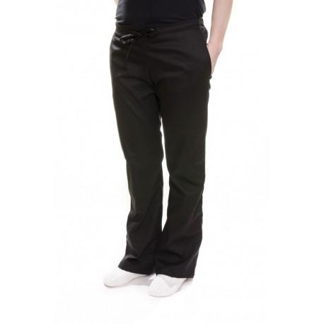 Spodnie uniwersalne czarne
