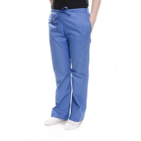 Spodnie uniwersalne niebieskie