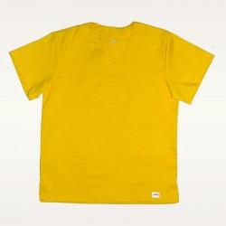 Bluza medyczna żółta