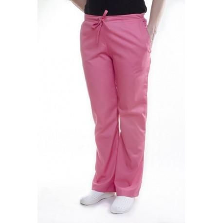 Spodnie uniwersalne różowe